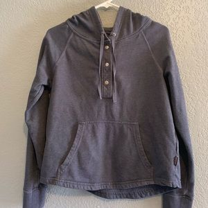 Patagonia button up sweater